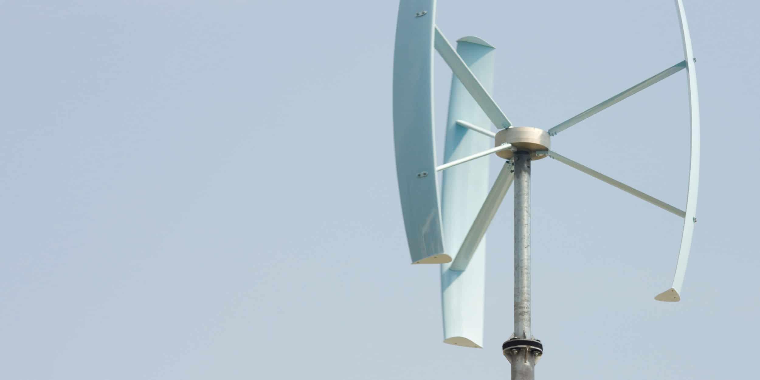 verticale windmolen