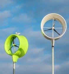 Windmolen kopen voor thuis