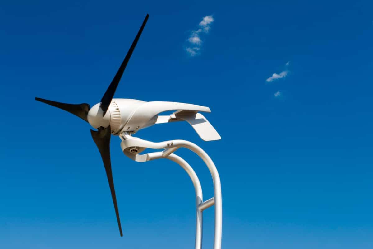 windmolen voor eigen gebruik