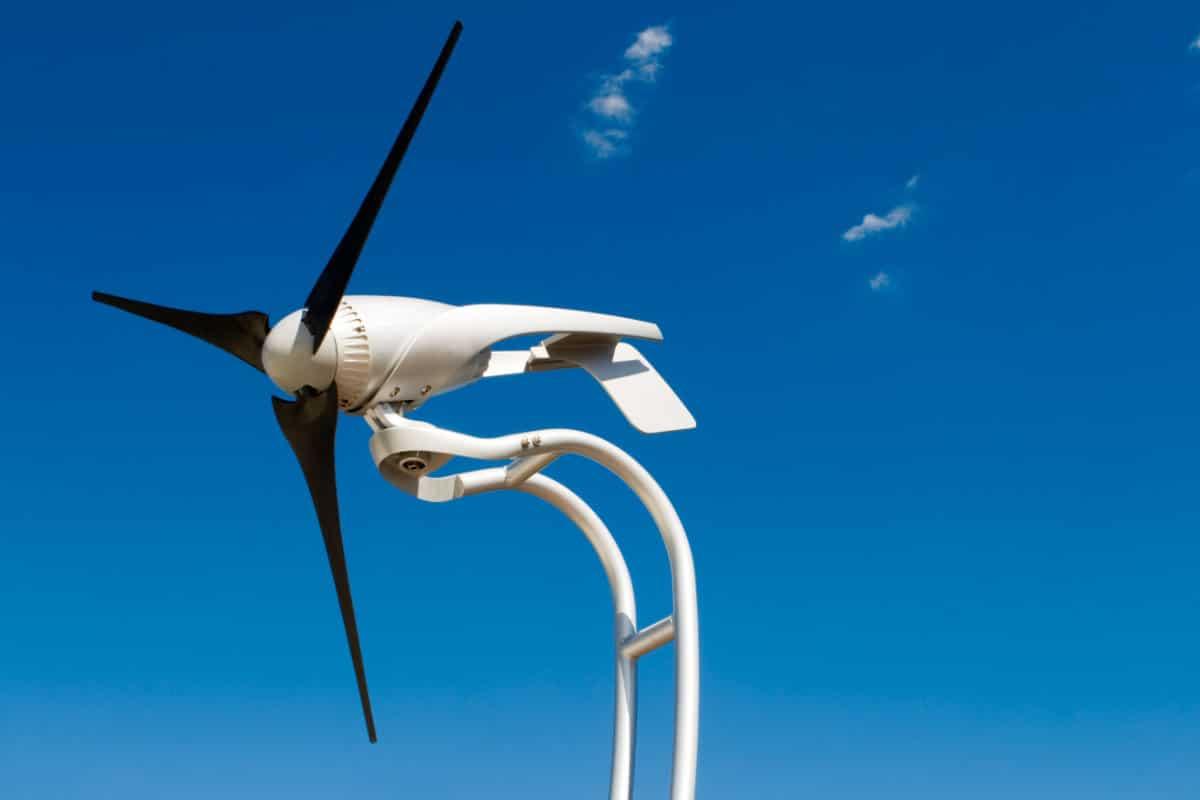 windmolen voor particulieren