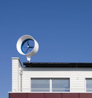 windturbine voor thuis