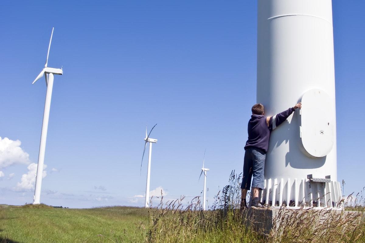 windturbine werking